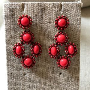 Stella & Dot Jewelry - Stella 2-way earrings